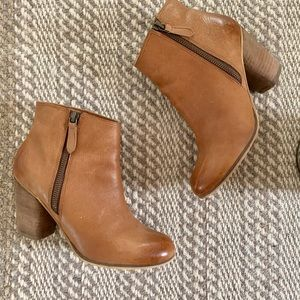 Nordstrom Leather Booties 🍂